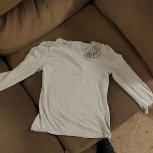 Girls long sleeved shirt